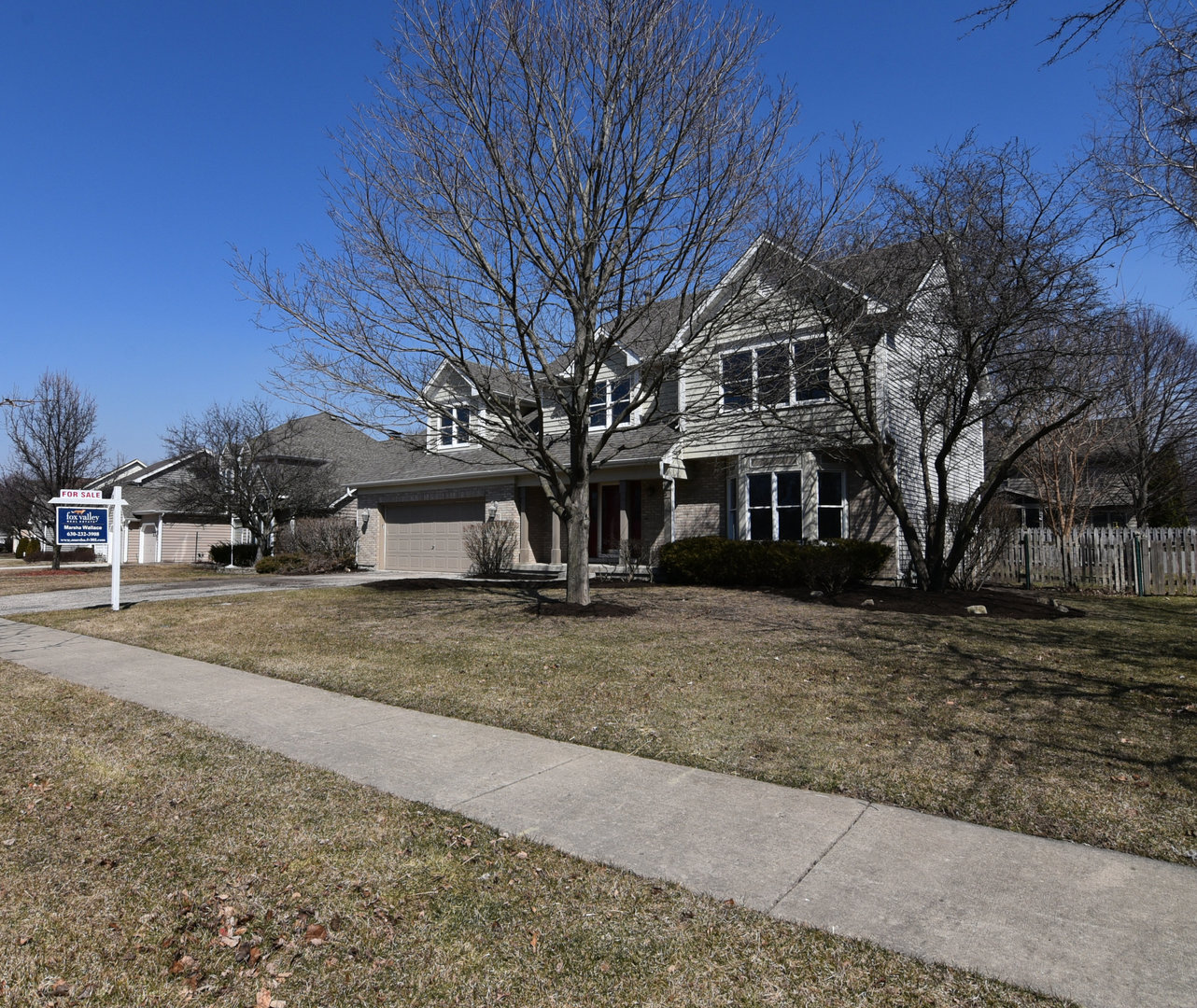 1212 Halladay Drive, Batavia in Kane County, IL 60510 Home for Sale