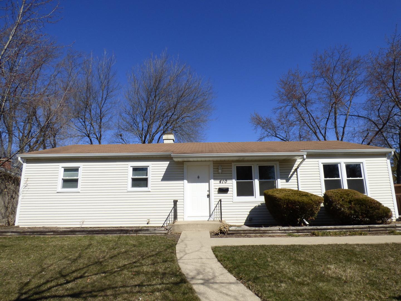 410 Bernard Drive, Buffalo Grove in Cook County, IL 60089 Home for Sale