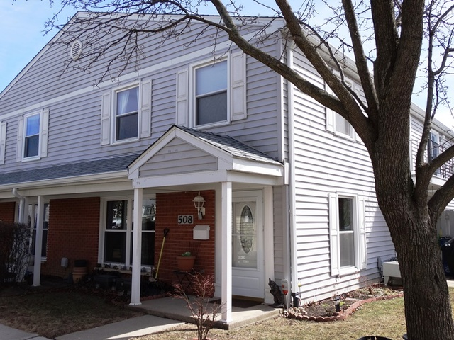 508 PALACE Court 508, Schaumburg, Illinois