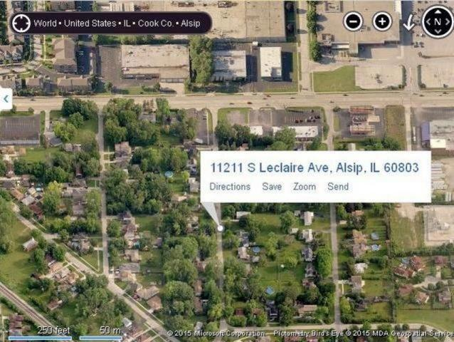 11211 South Leclaire Avenue ALSIP, IL 60803