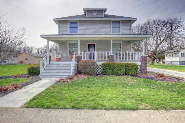 517 South Vine Street Arthur, IL 61911