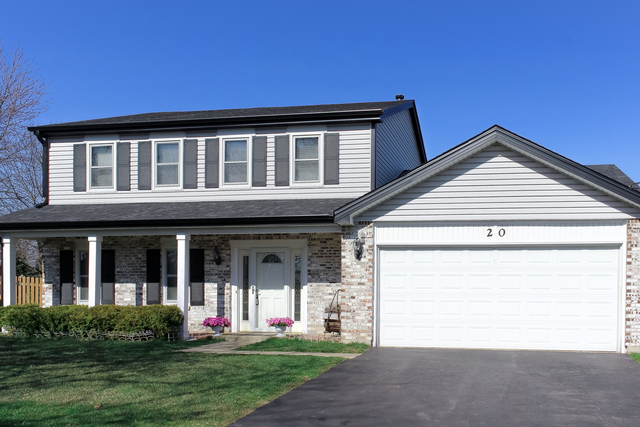 20 Shore Drive, Schaumburg in Cook County, IL 60193 Home for Sale