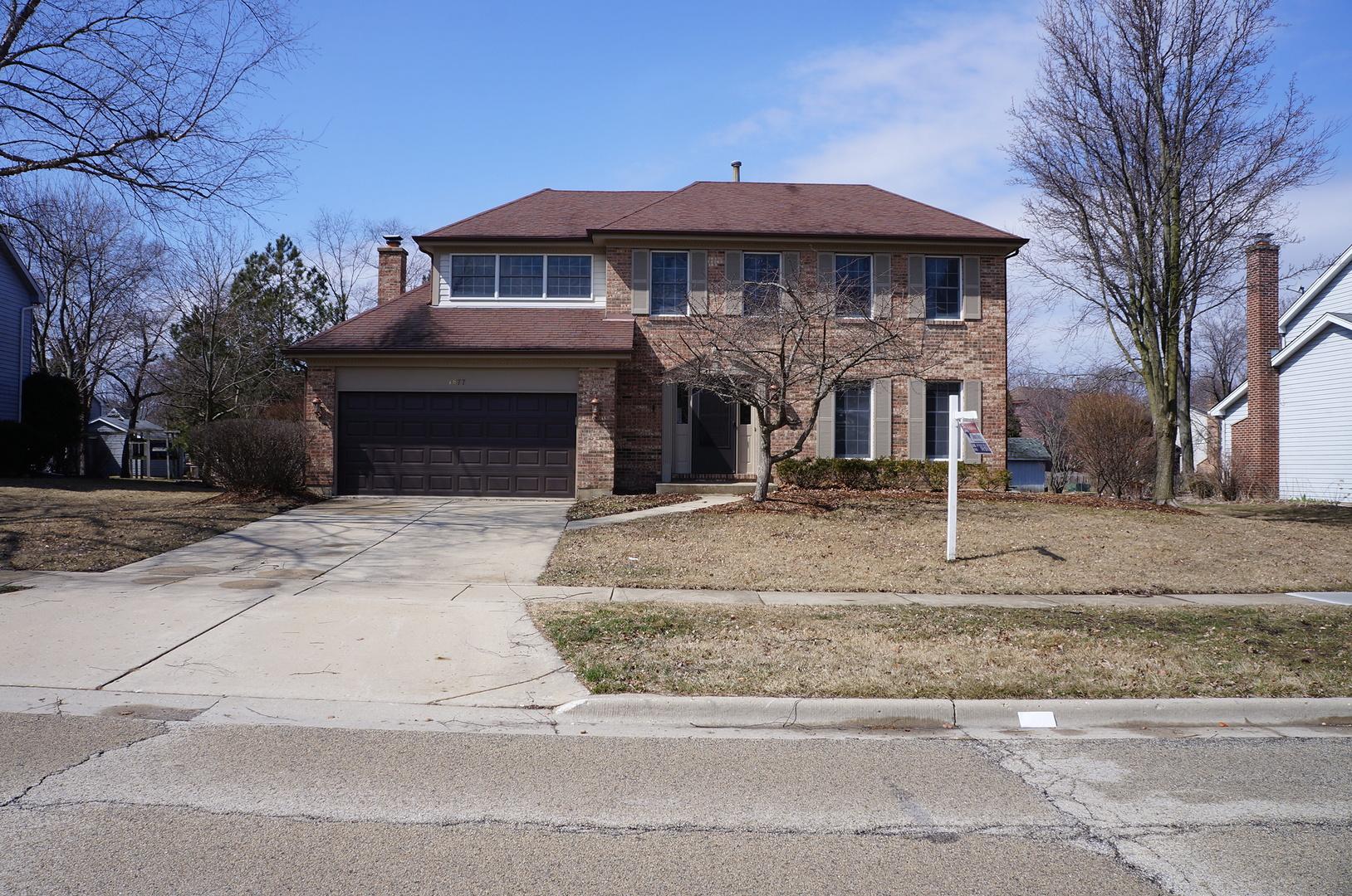 1677 Cedar Glen Drive, Libertyville in Lake County, IL 60048 Home for Sale