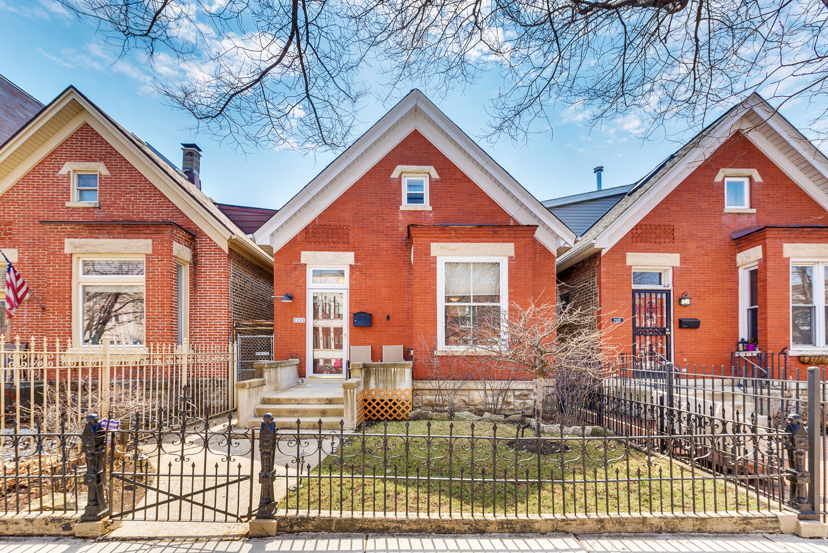 2131 West ERIE Street, Bucktown in Cook County, IL 60612 Home for Sale
