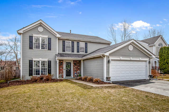640 Cypress Bridge Road, Lake Zurich in Lake County, IL 60047 Home for Sale