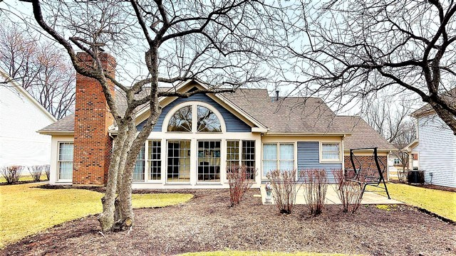 266 Willoby Court, Schaumburg in Cook County, IL 60173 Home for Sale