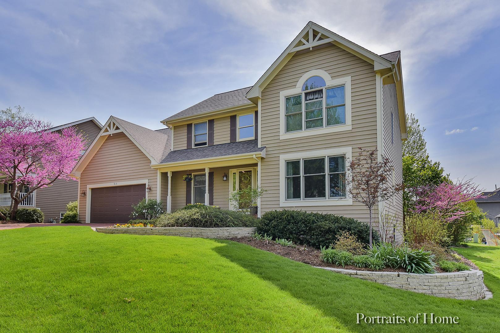 913 Jennifer Drive, Batavia in Kane County, IL 60510 Home for Sale