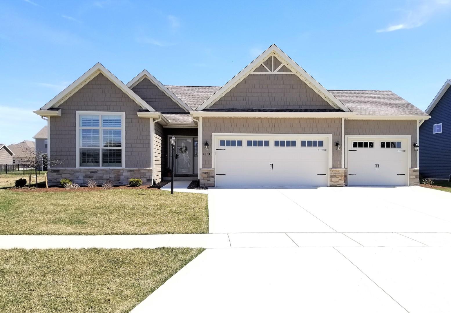 2004 MAX RUN Drive, Champaign in Champaign County, IL 61822 Home for Sale
