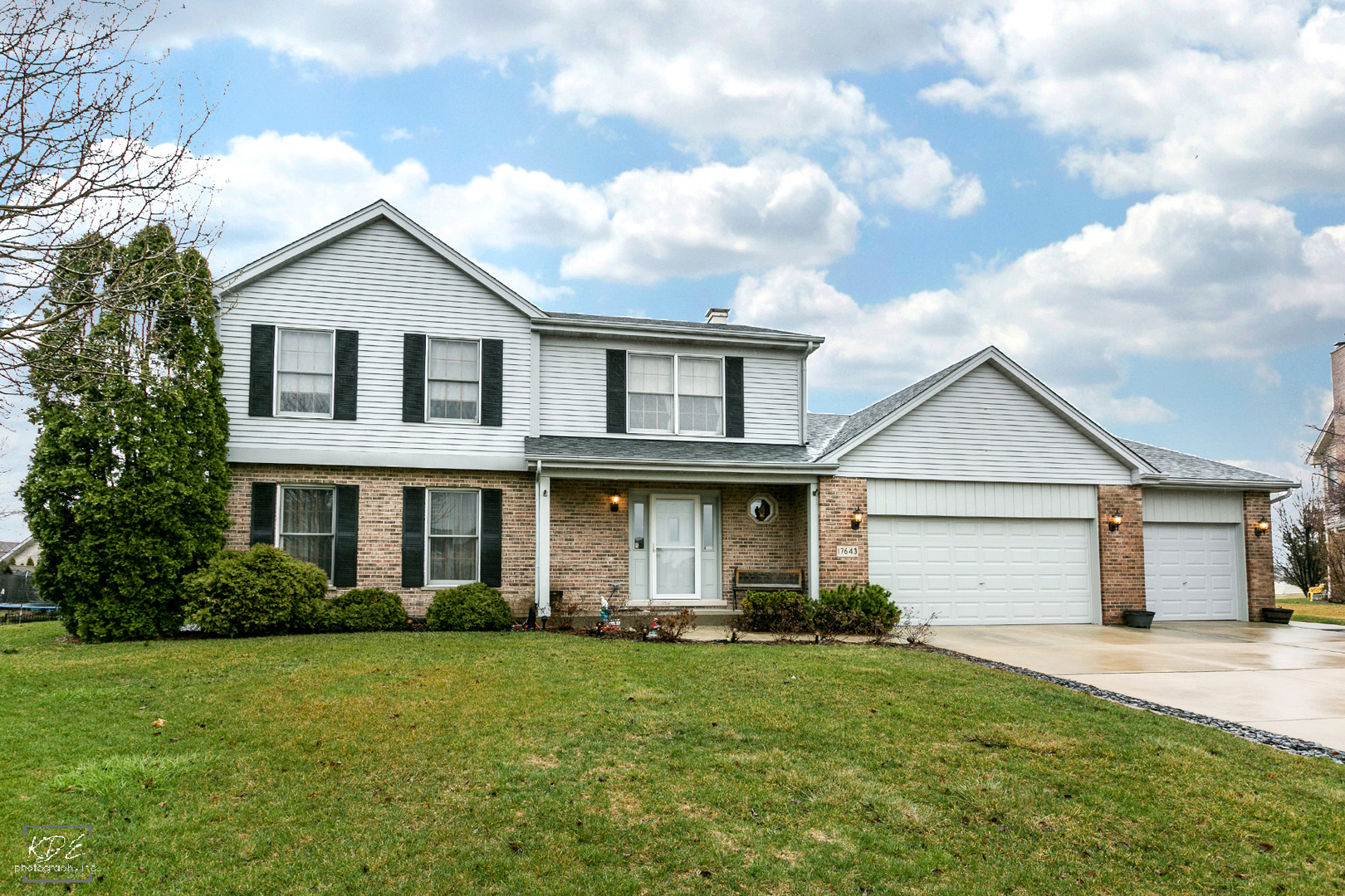 17643 Dover Court, Tinley Park in Cook County, IL 60487 Home for Sale