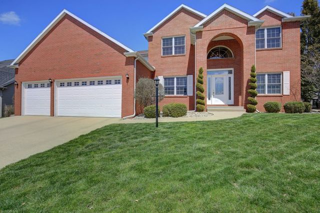 3106 Sandhill Lane, Champaign in Champaign County, IL 61822 Home for Sale