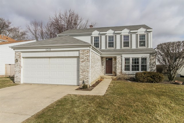 1301 DEVONSHIRE Road, Buffalo Grove in Lake County, IL 60089 Home for Sale