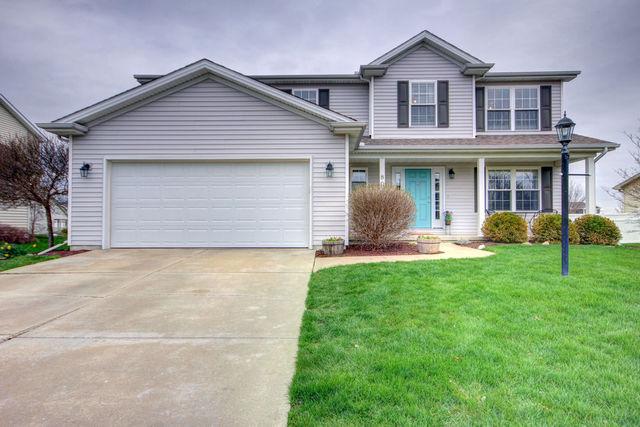 804 Bluegrass Lane, Champaign in Champaign County, IL 61822 Home for Sale