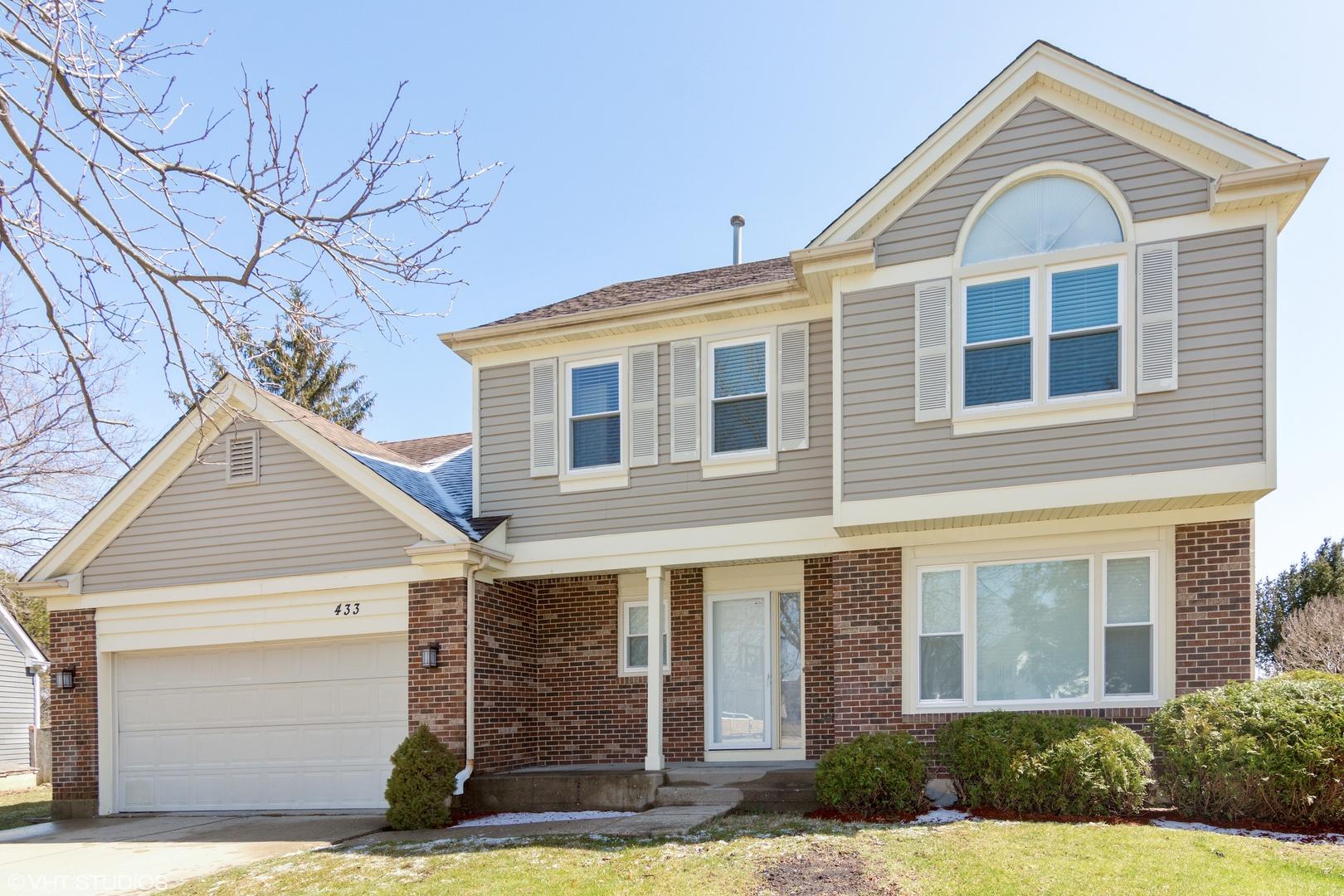 433 CEDAR Court South, Buffalo Grove in Lake County, IL 60089 Home for Sale