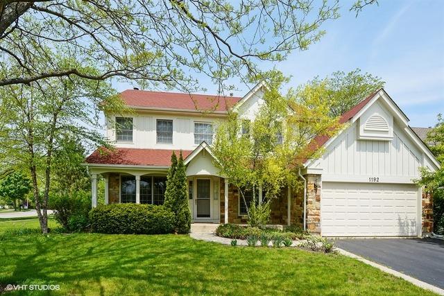 1192 Stratford Lane, Lake Zurich, Illinois