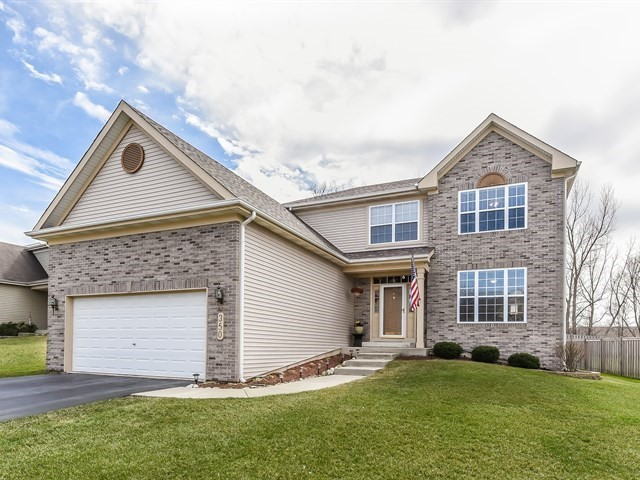 350 Lake Plumleigh Way, Algonquin in Kane County, IL 60102 Home for Sale