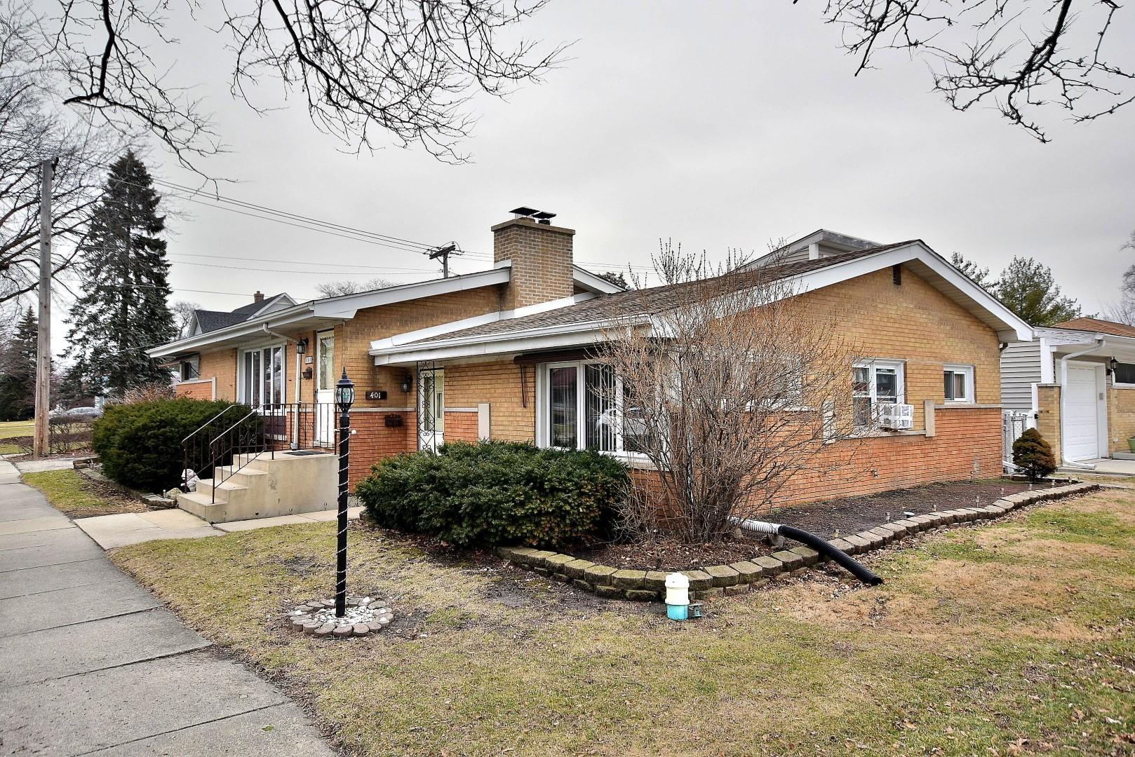 401-403 East Harding Avenue, La Grange Park, Illinois