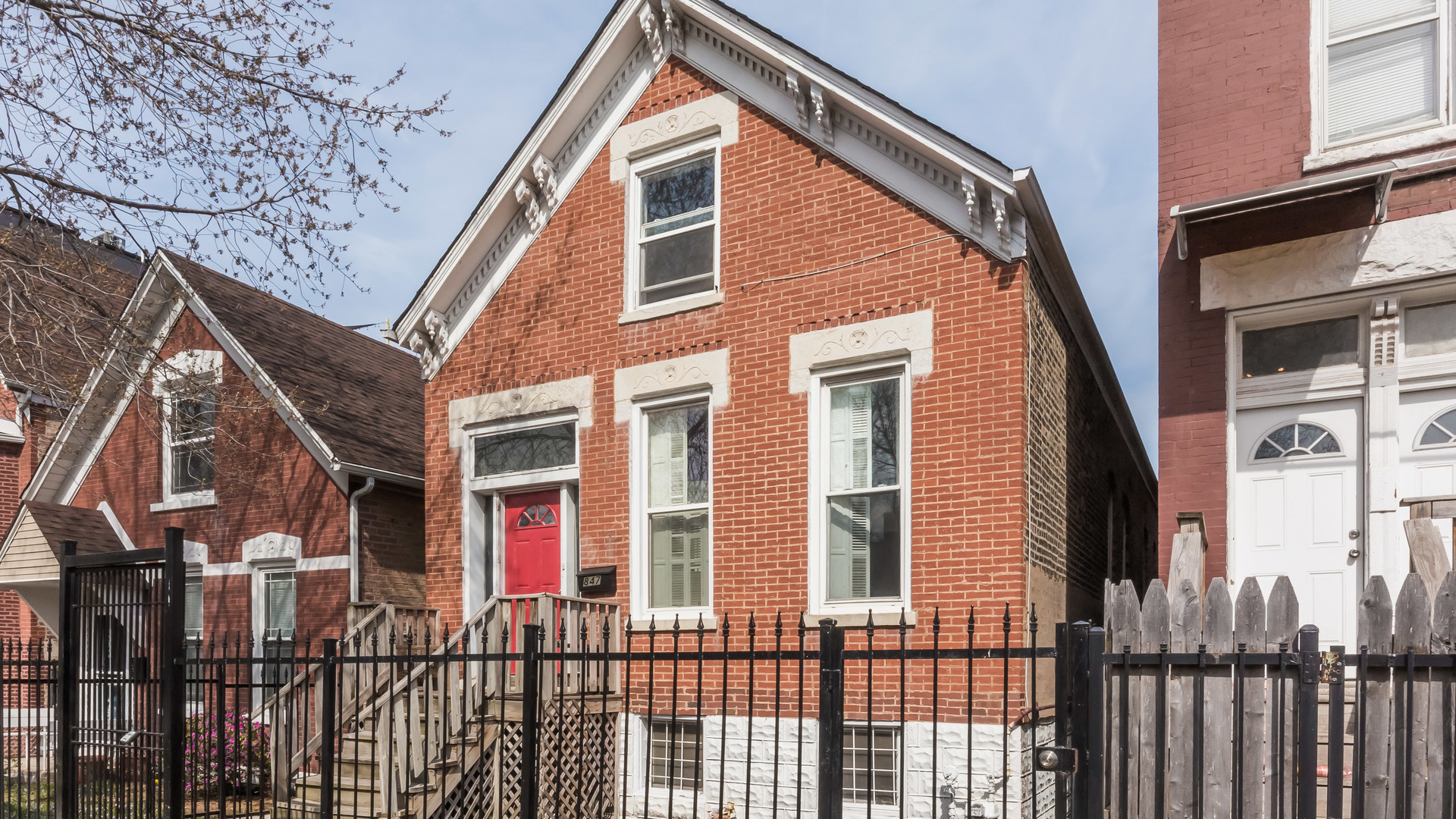 847 North Francisco Avenue, Bucktown in Cook County, IL 60622 Home for Sale
