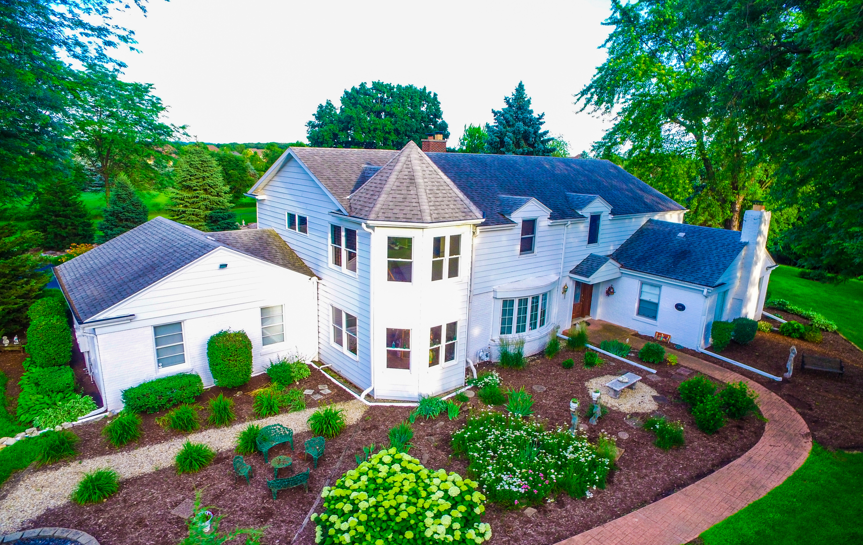 1S881 Deerpath Road, Batavia in Kane County, IL 60510 Home for Sale