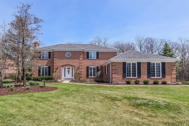 8 Bedford Court, Lincolnshire, Illinois