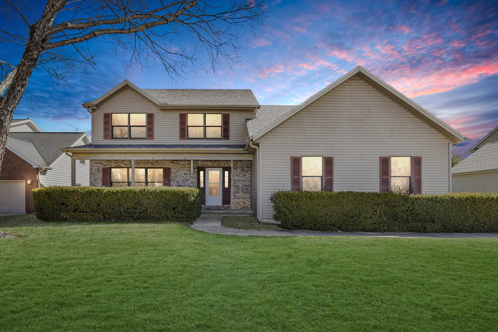2312 Firethorn Lane, Champaign in Champaign County, IL 61822 Home for Sale
