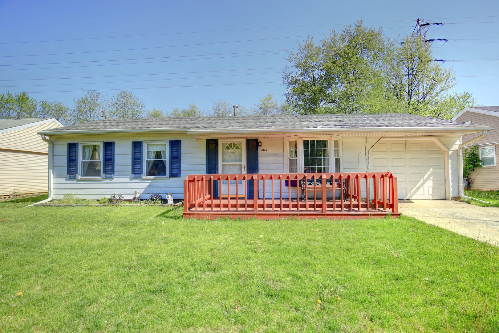 3102 Ridgewood Court, Champaign in Champaign County, IL 61821 Home for Sale
