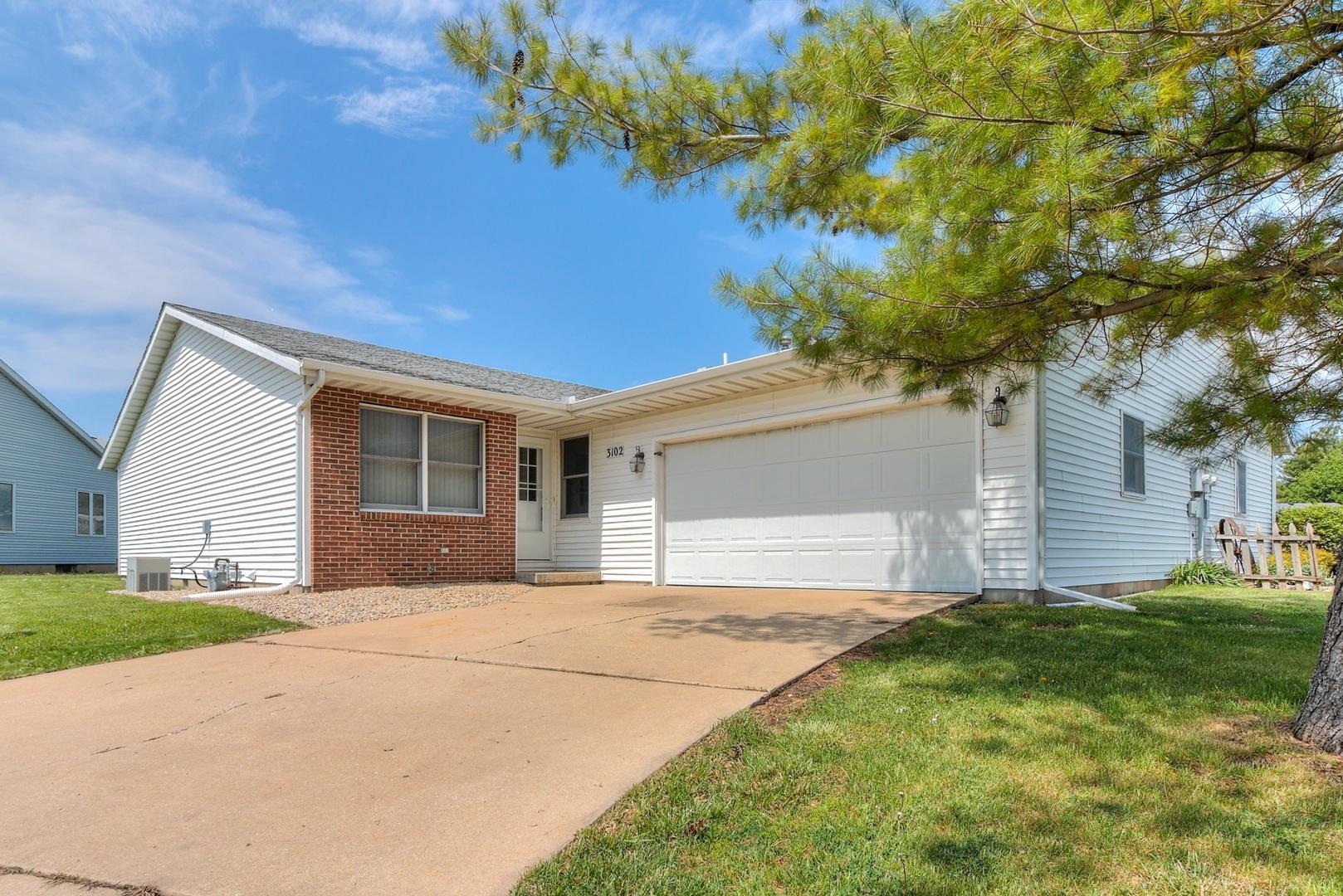 3102 OLD WARSON Road, Champaign in Champaign County, IL 61822 Home for Sale