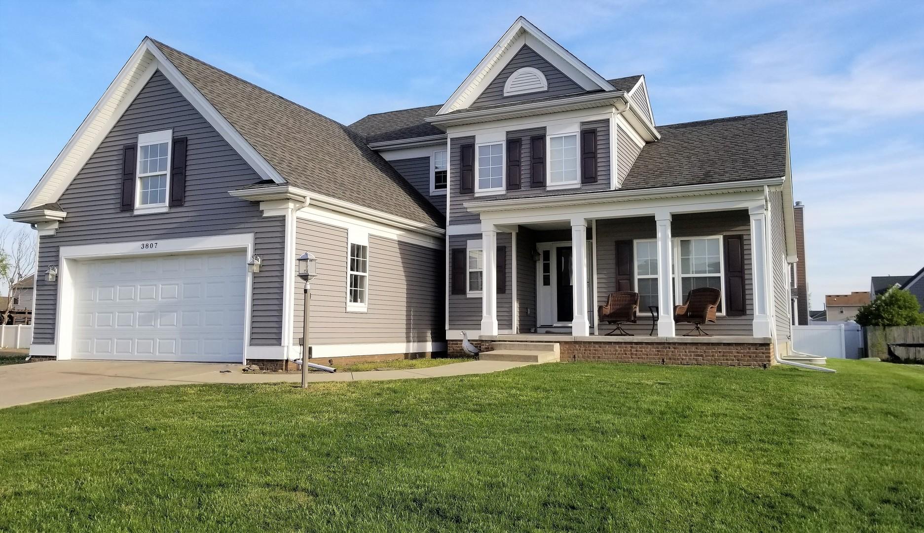 3807 BOULDER RIDGE Drive, Champaign in Champaign County, IL 61822 Home for Sale