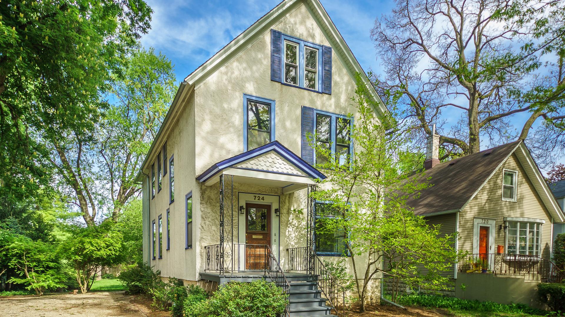 724 Belleforte Avenue, Oak Park in Cook County, IL 60302 Home for Sale