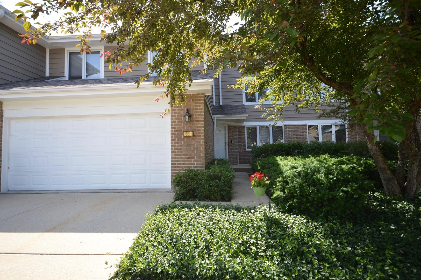 286 BRUNSWICK Drive, Buffalo Grove in Lake County, IL 60089 Home for Sale