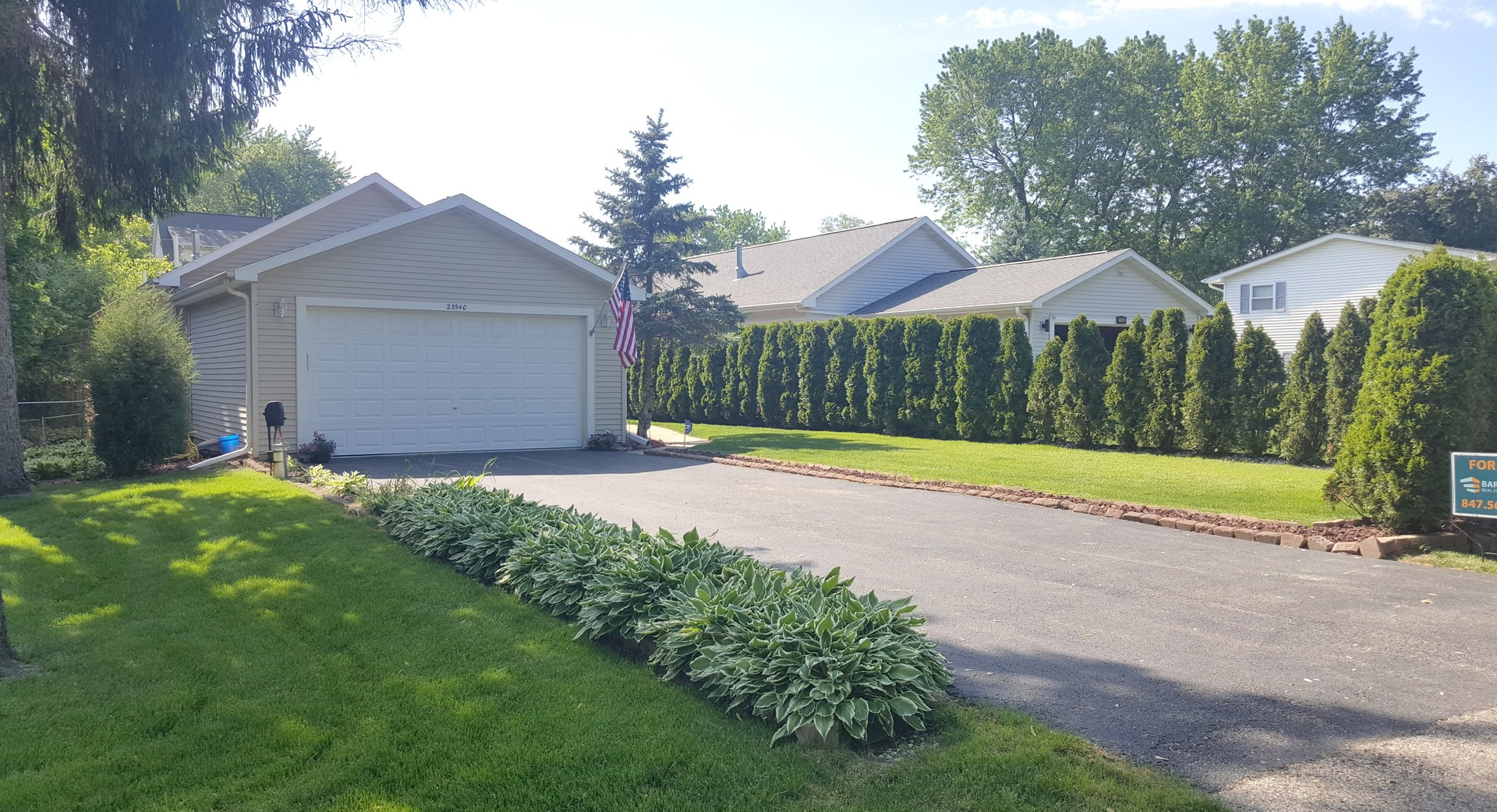 23540 North EAST Road, Lake Zurich in Lake County, IL 60047 Home for Sale