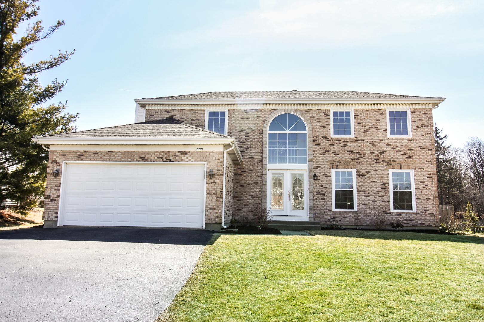 600 Chesterfield Lane, Barrington, Illinois