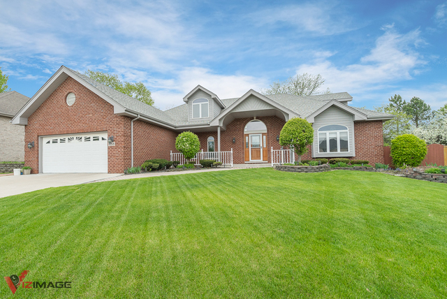 17318 BRIAR Drive, Tinley Park in Cook County, IL 60487 Home for Sale