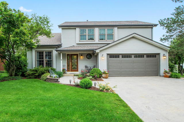 970 Cedar Creek Drive, Lake Zurich in Lake County, IL 60047 Home for Sale
