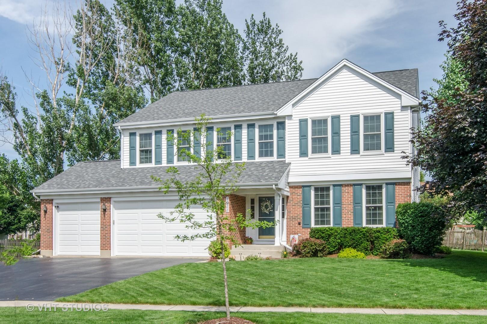 1911 Dorchester Avenue, Algonquin in Kane County, IL 60102 Home for Sale
