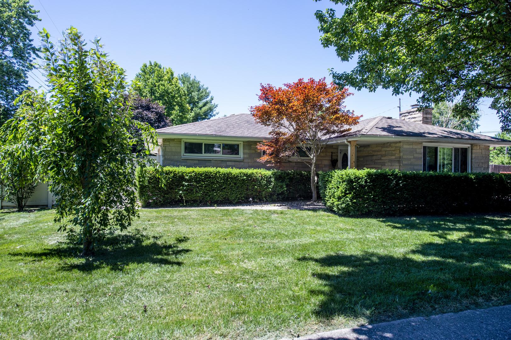 1601 Lincoln Road, Champaign in Champaign County, IL 61821 Home for Sale
