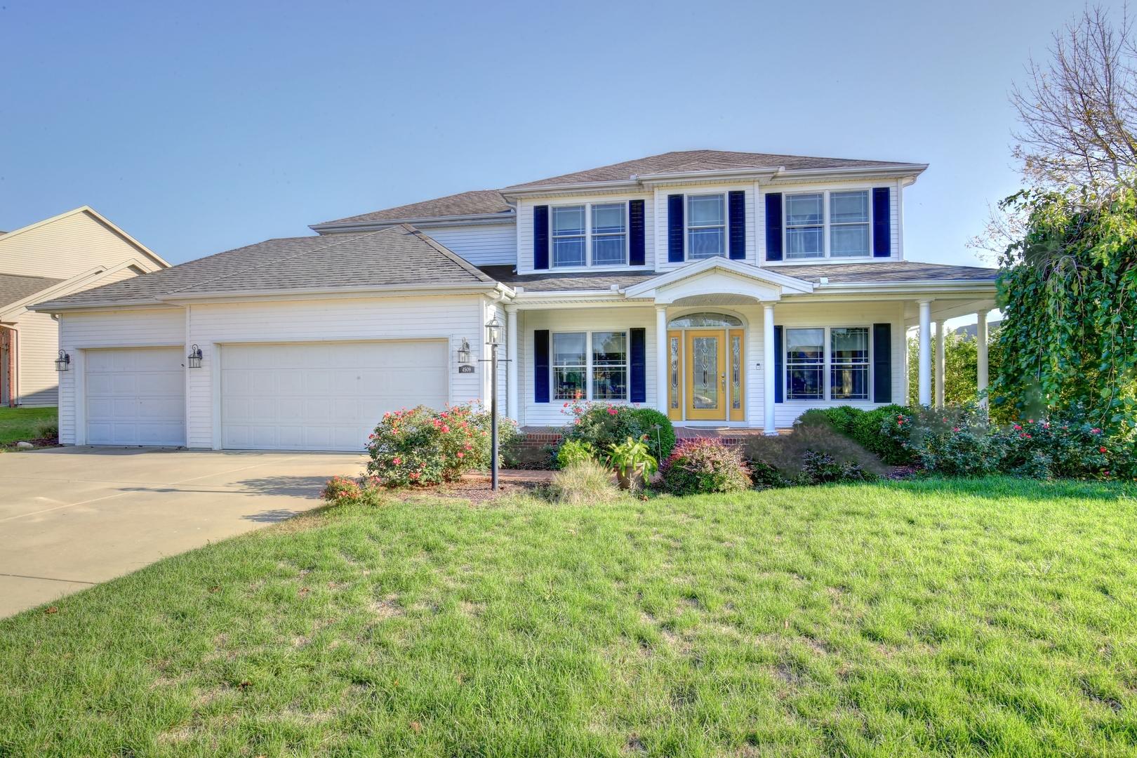 4509 Stonebridge Drive, Champaign in Champaign County, IL 61822 Home for Sale