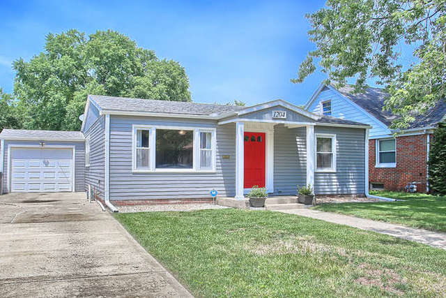 1204 West Washington Street, Champaign in Champaign County, IL 61821 Home for Sale