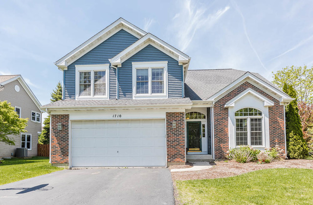 1710 Arbordale Lane, Algonquin in Kane County, IL 60102 Home for Sale