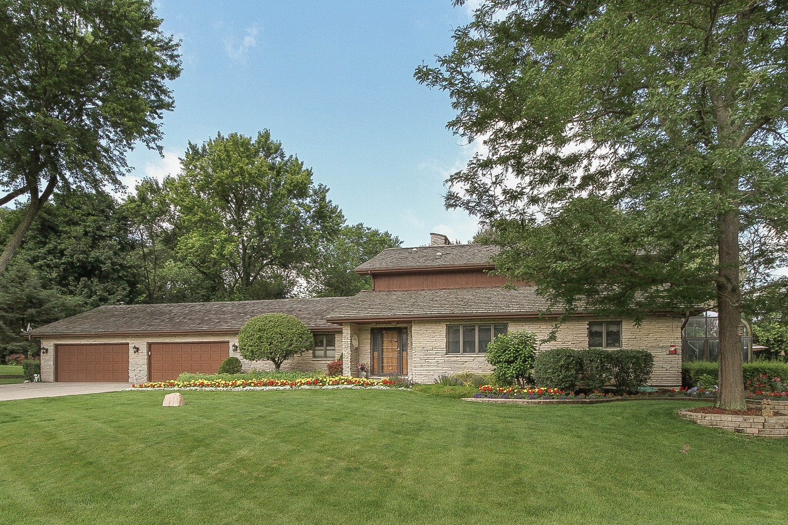 9603 Zimmer Drive, Algonquin in Mc Henry County, IL 60102 Home for Sale