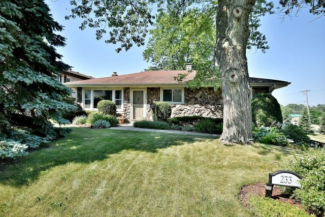 233 Meadow Lane, Lake Zurich in Lake County, IL 60047 Home for Sale