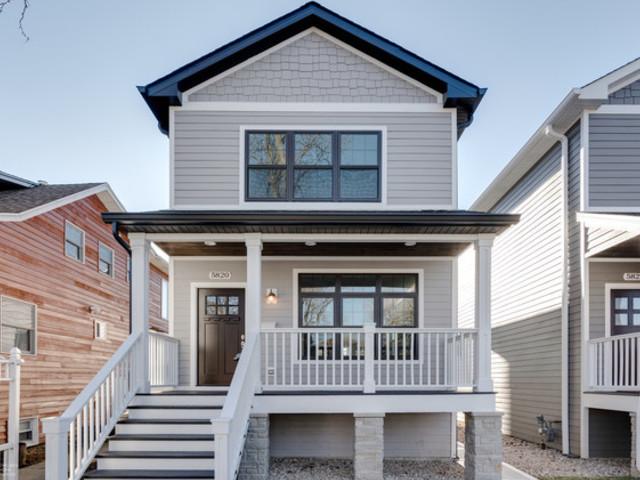5820 North Navarre Avenue, Chicago-Edison Park in Cook County, IL 60631 Home for Sale