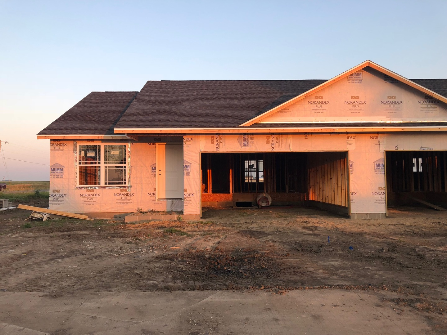 115 SUNSET Court FISHER, IL 61843
