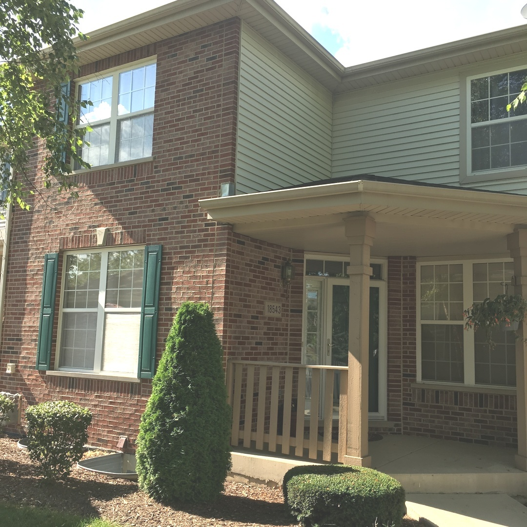 18543 Dearborn Court 4, one of homes for sale in Tinley Park