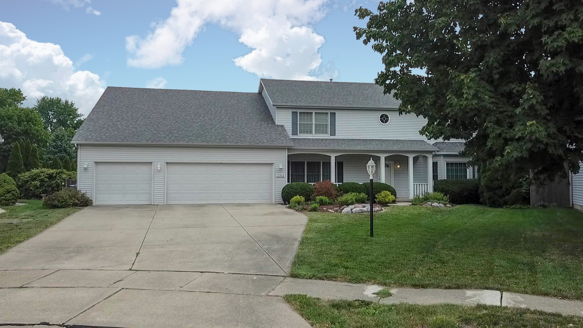 2302 Firethorn Lane, Champaign in Champaign County, IL 61822 Home for Sale