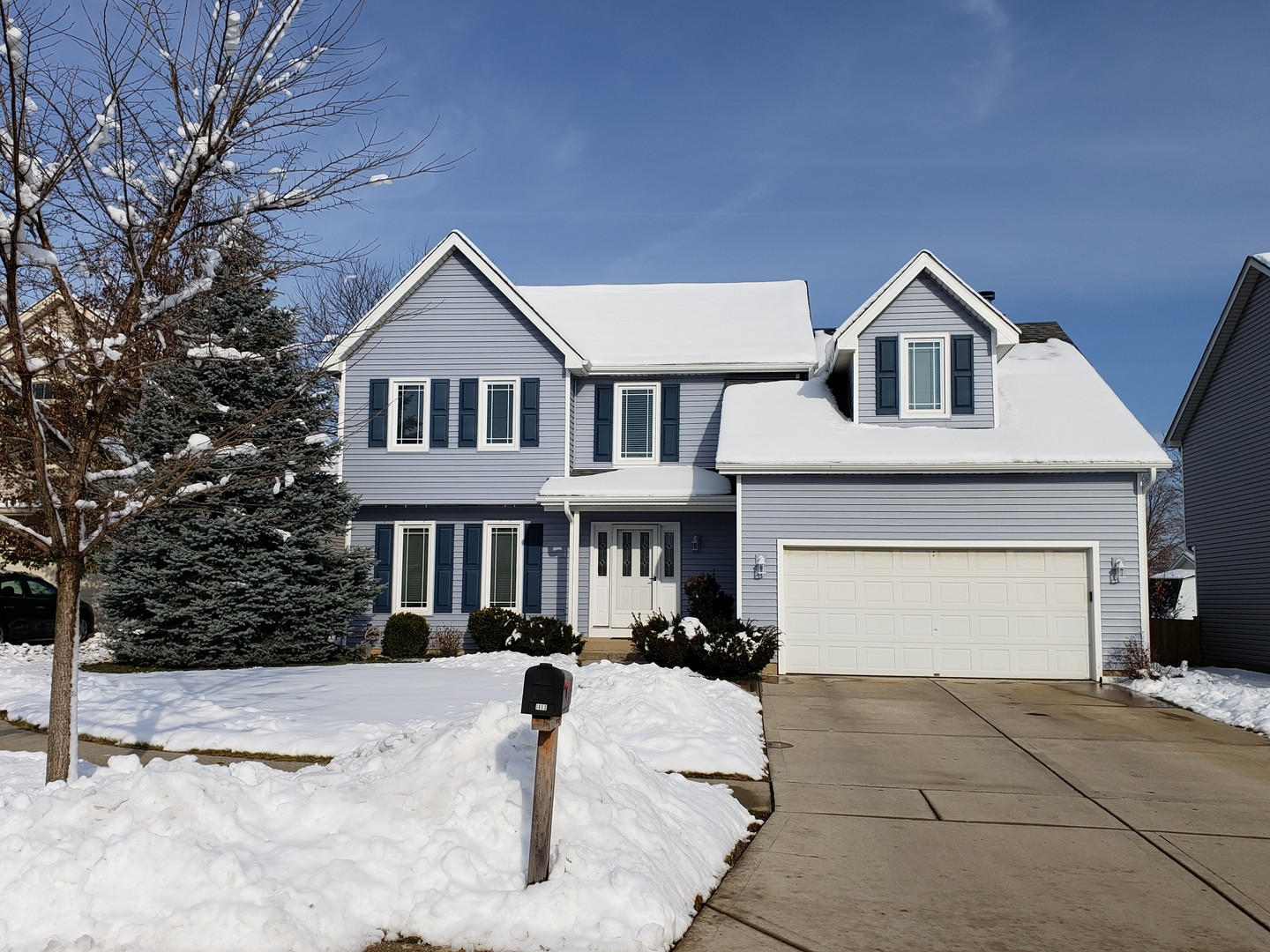 1463 MORGAN Drive, one of homes for sale in Elk Grove Village