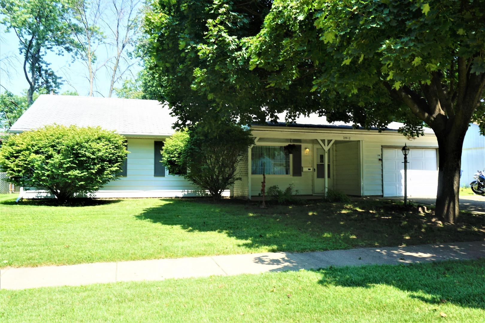 2812 Sangamon Drive, Champaign in Champaign County, IL 61821 Home for Sale