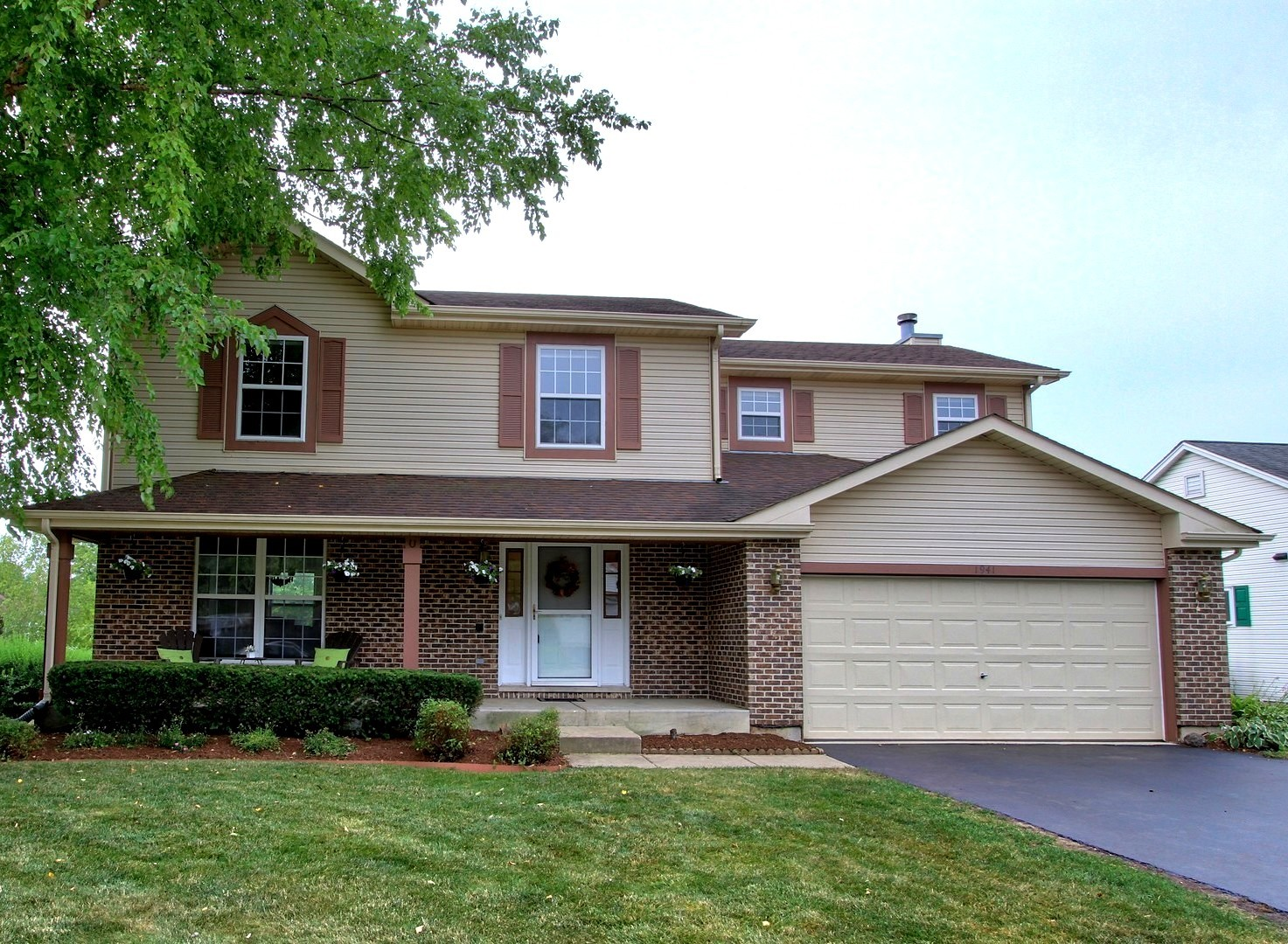 1941 Jester Lane, Algonquin in Mc Henry County, IL 60102 Home for Sale