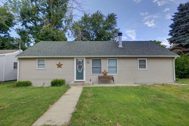 316 West Reynolds Street TOLONO, IL 61880