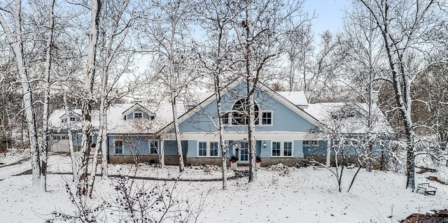 Illinois Waterfront Property in Fox River, Lake Holiday, Sandwich ...
