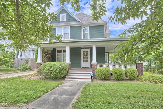 604 West Springfield Avenue, Champaign in Champaign County, IL 61820 Home for Sale